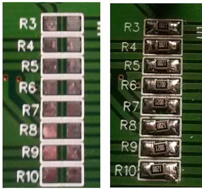 برد های الکترونیکی PCB