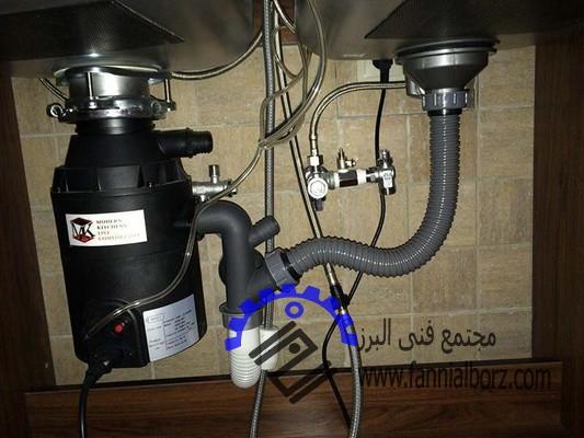 عیب یابی و تعمیر ماشین ظرفشویی