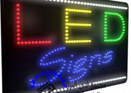 نحوه ی ساخت یک تابلو LED ثابت