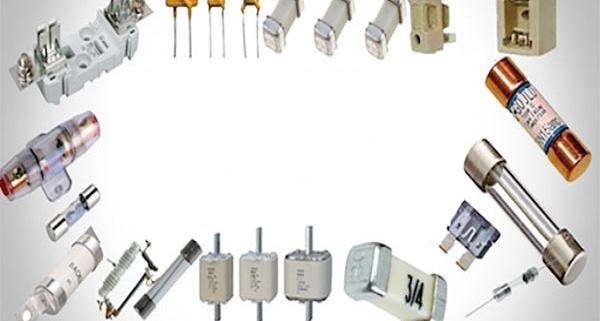 انواع فیوز مدار الکتریکی