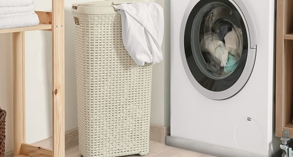 علت عدم تخلیه ماشین لباسشویی