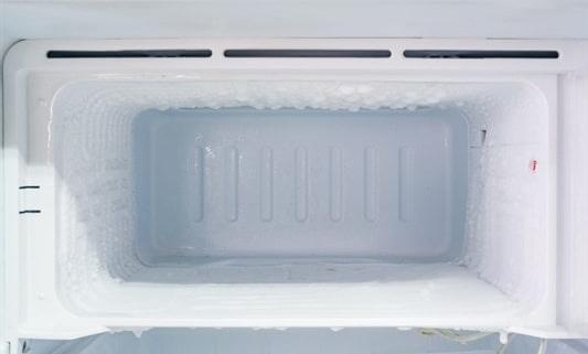 علت برفک یخچال فریزر